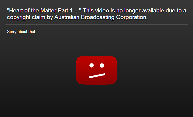 Why is the ABC censoring debate on anti-cholesterol drugs?