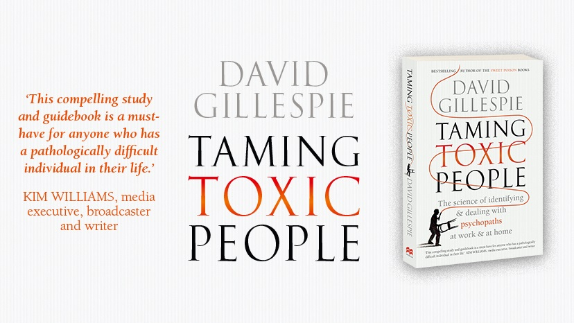 Excerpt from Taming Toxic People