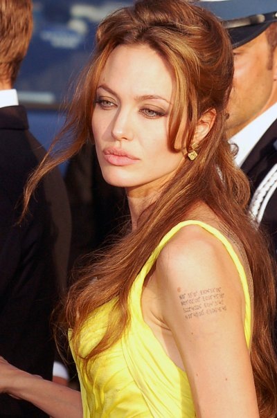 Why Angelina Jolie's breasts matter a lot less than what you spread on your bread